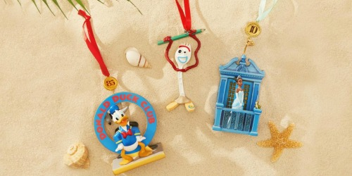 Free Shipping on ANY ShopDisney Order = Ornaments as Low as $10.50 Shipped + More