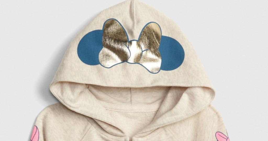 Disney Minnie Hoodie from Gap