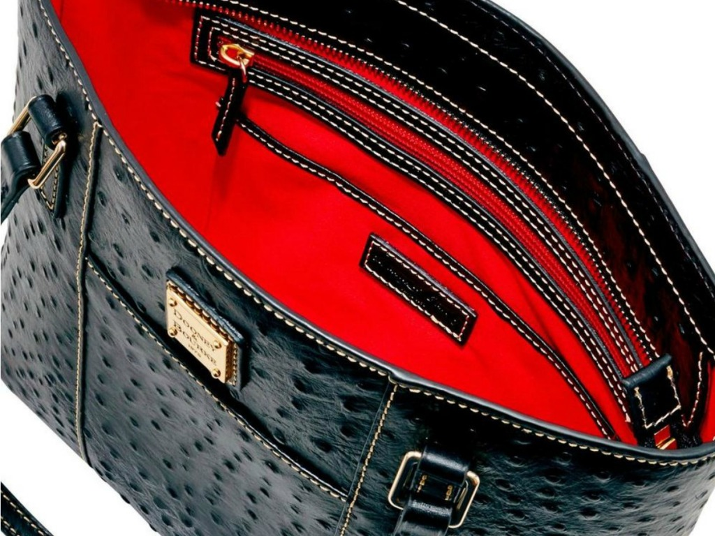 Dooney OStritch Bag in black