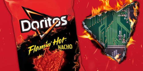 Doritos Flamin' Hot Nacho Chips 40-Count Only $8.81 Shipped at Amazon (Just 22¢ Per Bag)