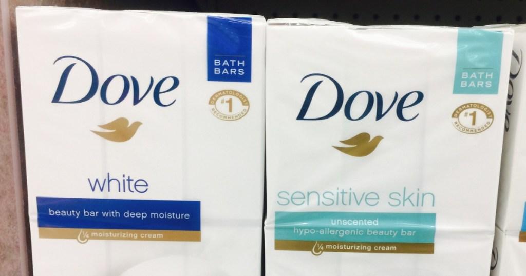 Dove Beauty Soap Bars