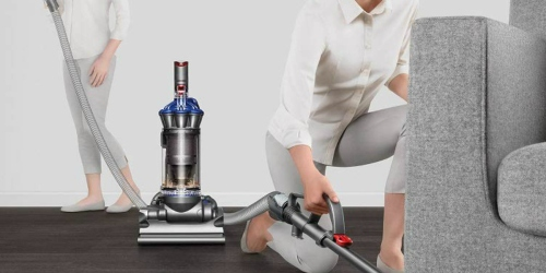 Dyson Multifloor Bagless Upright Vacuum Only $189.99 Shipped (Regularly $279)