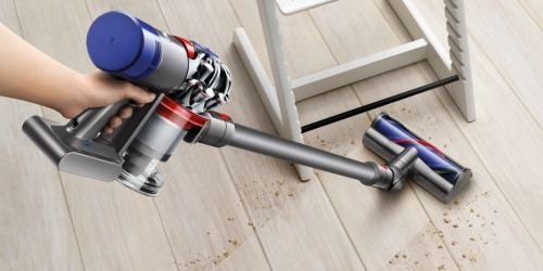 Dyson V7 Absolute Cordless Vacuum Cleaner + Free Tool Kit Only $189.99 Shipped (Regularly $350)