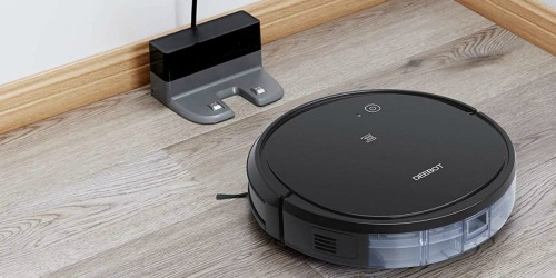 Amazon Prime   ECOVACS DEEBOT Robotic Vacuum Cleaner Only $169.99 Shipped