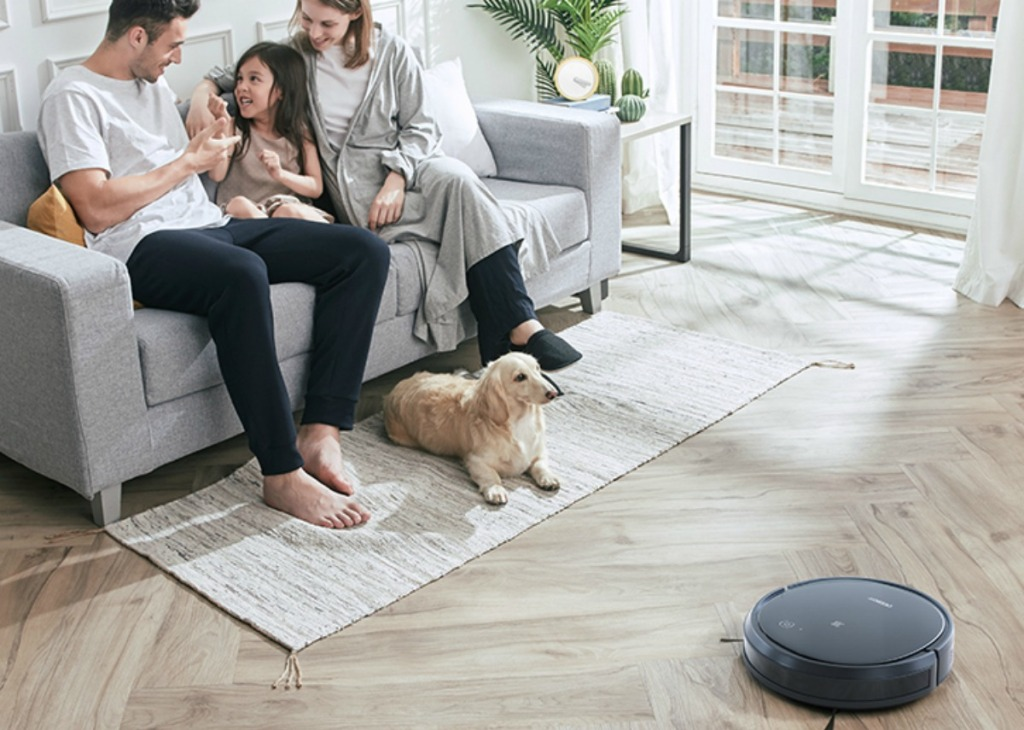Amazon Prime | ECOVACS DEEBOT Robotic Vacuum Cleaner Only $169.99 ...