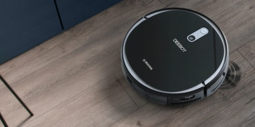 ECOVACS Deebot Smart Robot Vacuum Cleaner Only $269.99 Shipped at Amazon (Regularly $446)