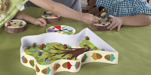 The Sneaky Snacks Squirrel Game Only $11.69 (Regularly $22) | Adorable Toddler Gift