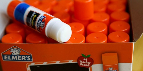 120 Elmer's Glue Sticks Only $19 Shipped on Amazon + More | Just 16¢ Per Stick