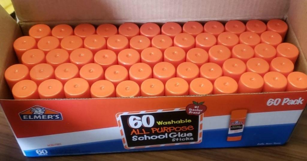 60 pack of elmers glue sticks