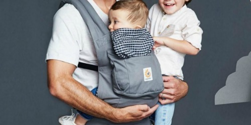 Ergobaby Multi-Position Baby Carrier Only $72 (Regularly $120)