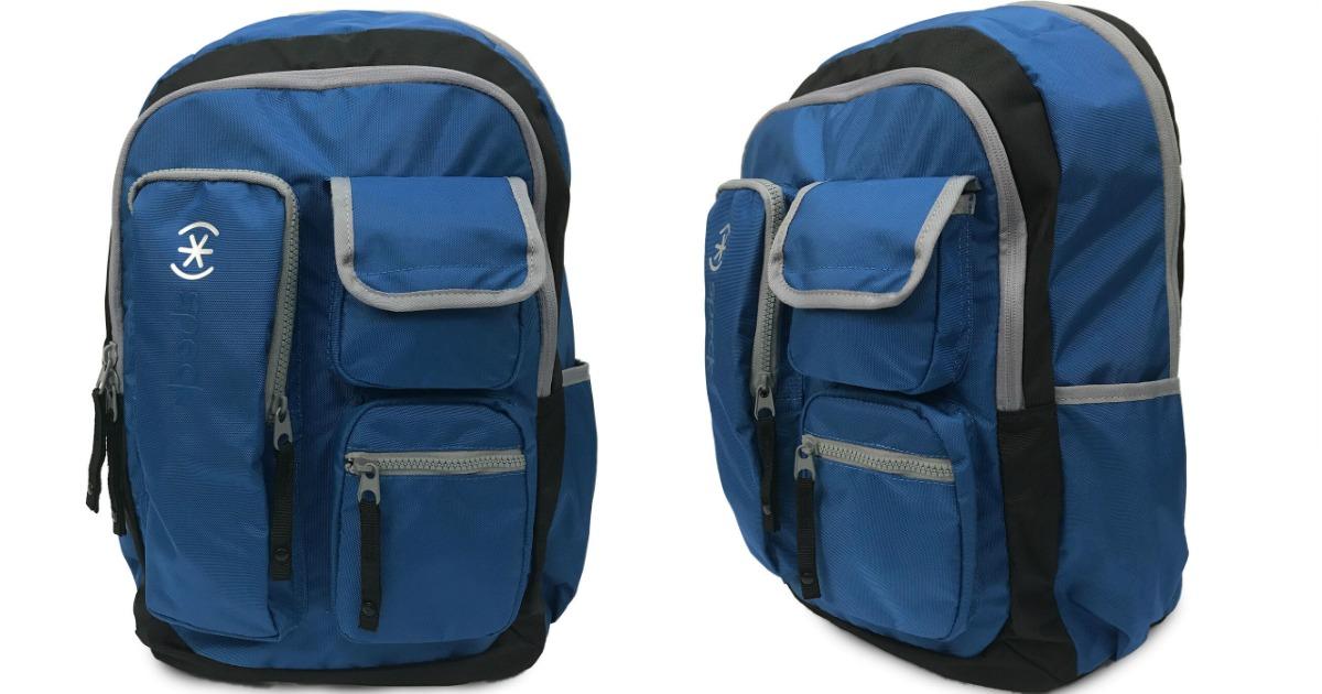blue speck backpack