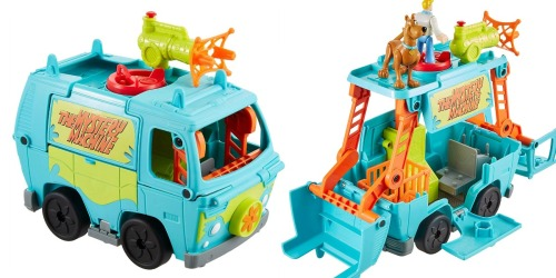 Fisher-Price Imaginext Scooby-Doo Transforming Mystery Machine Just $9.99 (Regularly $25)