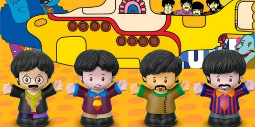 Fisher-Price The Beatles Little People Figures Only $12.99 on Walmart.com