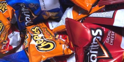 Frito-Lay Fun Times 40-Count Variety Pack Only $9 Shipped at Amazon | Doritos, Sun Chips & More