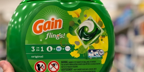 Gain Flings 81-Count Just $14 Shipped at Amazon (Regularly $21)