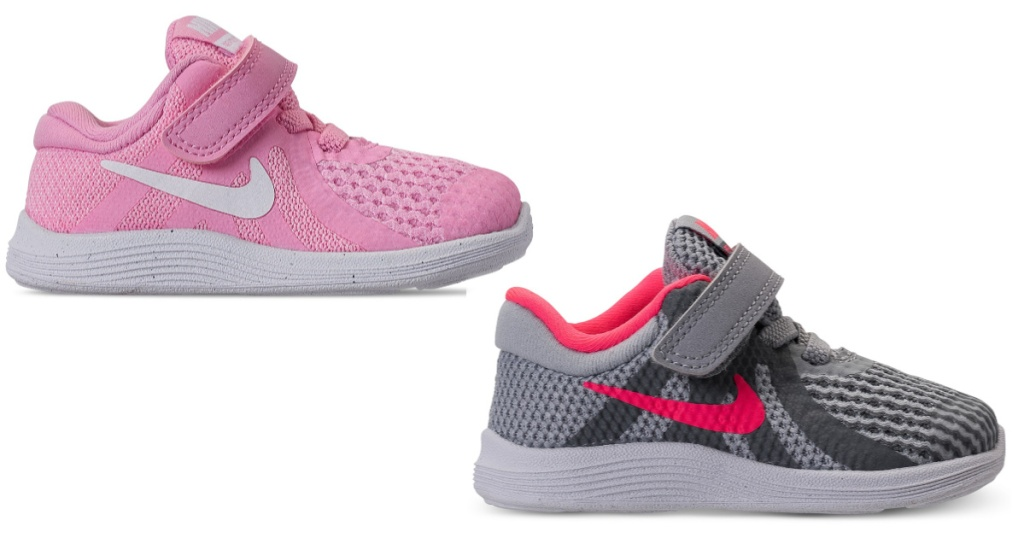 girls nike sneakers at macys