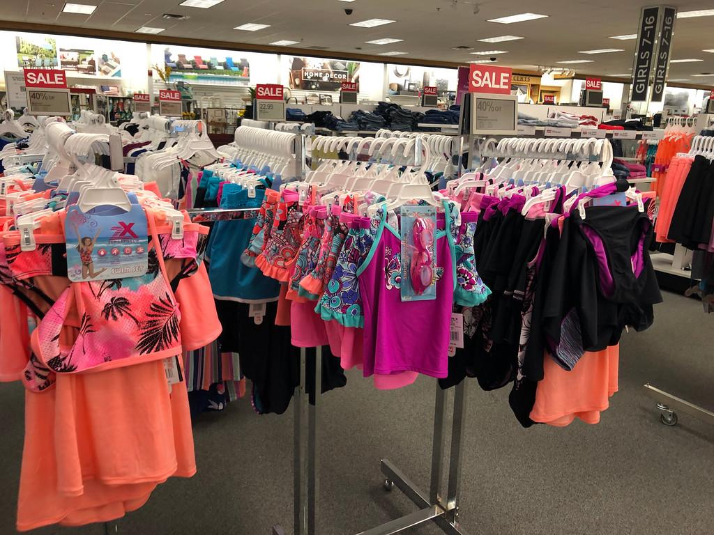 girls swimwear and goggle sets at kohl's
