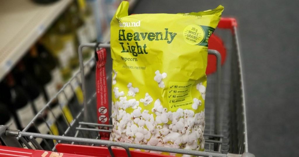 abound heavenly light popcorn in cvs cart