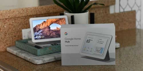 Google Home Hub w/ Google Assistant Only $59 Shipped (Manage Devices, Stream Music & More)