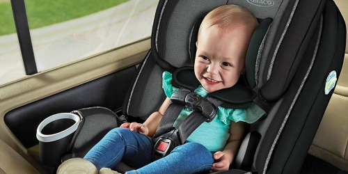 Graco 4Ever Car Seat Only $199.99 Shipped (Regularly $300) | Fits Kids 4-120 Pounds