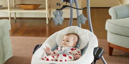 Graco DuetConnect LX Baby Swing & Bouncer Just $84.79 Shipped (Regularly $150)