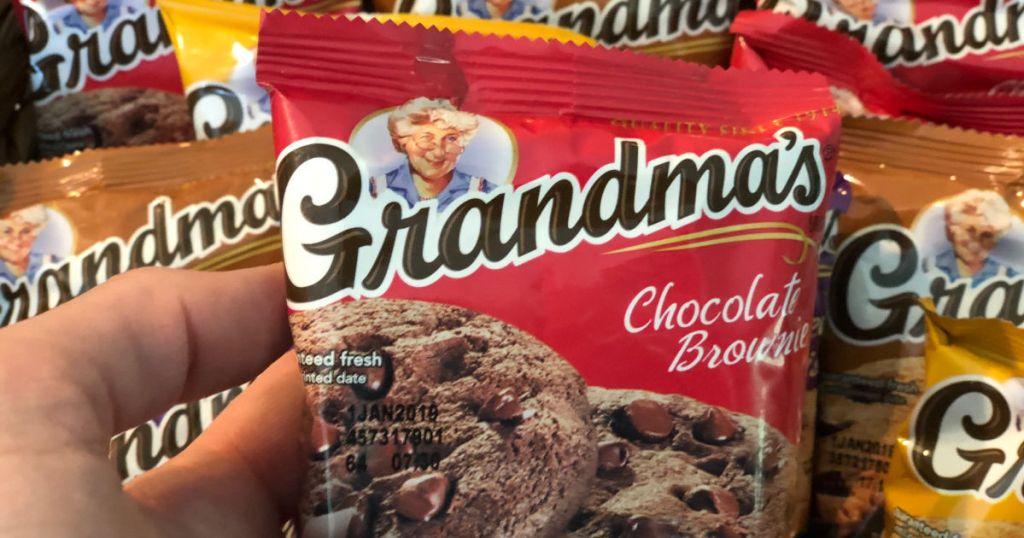 grandmas cookies assortment