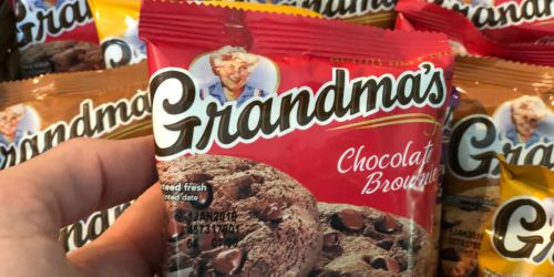 Grandma's Cookies Variety Pack 30-Count Only $9 Shipped at Amazon (Just 30¢ Each)