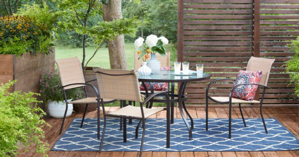 Up To 50 Off Patio Furniture Free Shipping At Home Depot Hip2save