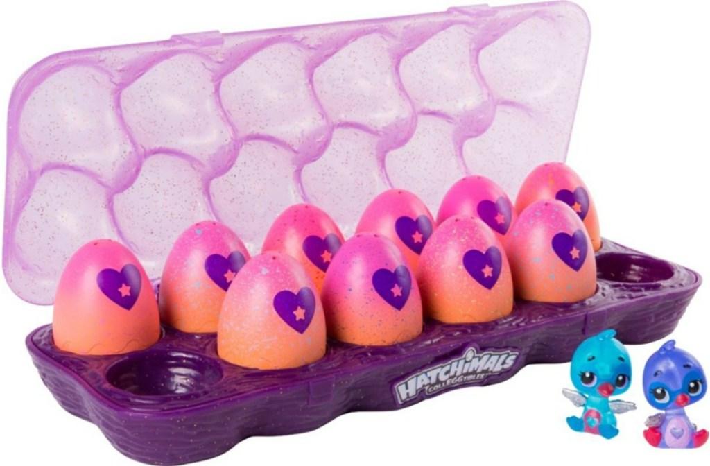 12-Pack of Hatchimal Eggs in Carton