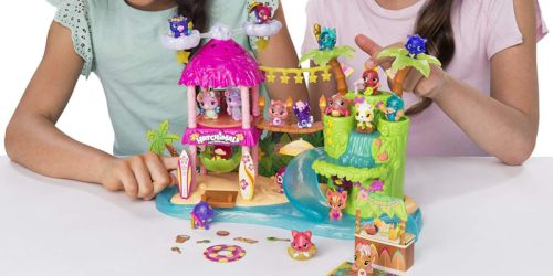 Hatchimals CollEGGtibles Tropical Party Playset Only $12.99 at Best Buy (Regularly $30)