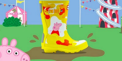 Hunter Boots Releasing New Peppa Pig Collection
