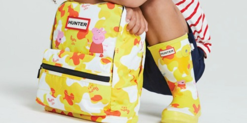 Hunter Boots Peppa Pig Collection is LIVE Now | Boots, Umbrellas & Backpacks