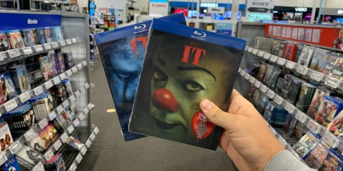 Up to $8 Movie Cash to See IT: CHAPTER 2 w/ Blu-ray Purchase at Best Buy