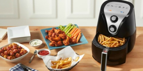 Insignia Air Fryer Only $29.99 at Best Buy (Regularly $80)