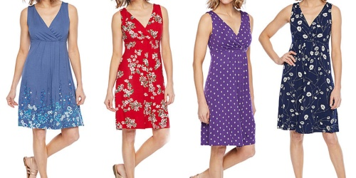 JCPenney Women's Dresses Only $11.99 (Regularly $44)