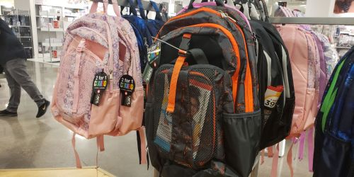 Fuel Kids Backpacks as Low as $9.99 at JCPenney (Regularly $40)