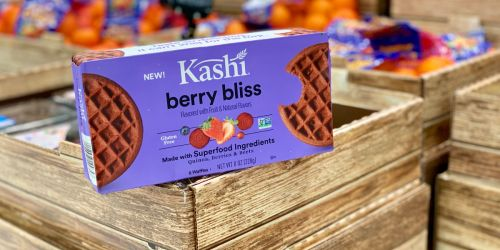 Free Kashi Waffles at Sprouts Market – $4 Value (Must Clip Coupon Today)