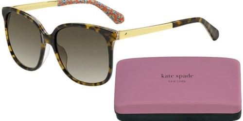 Kate Spade Mackenzee Oversized Sunglasses Only $40 Shipped (Regularly $180)