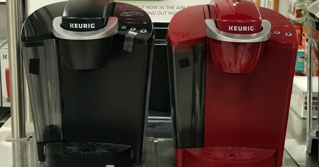 Keurig coffeemakers