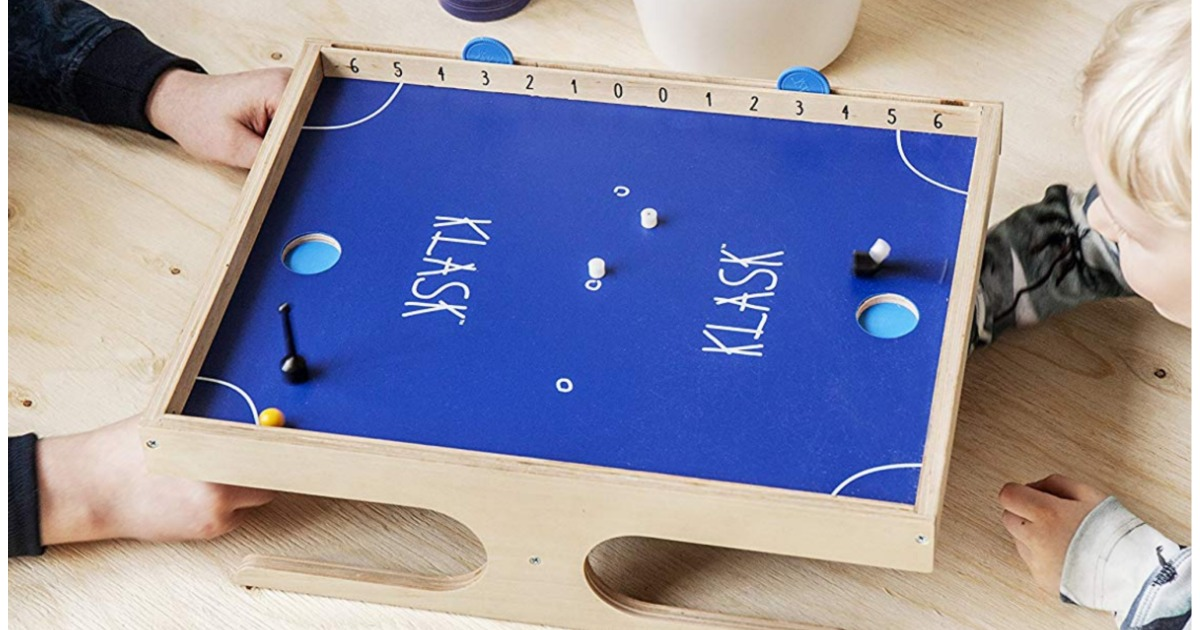 Klask: The Magnetic Game Of Skill Board Game