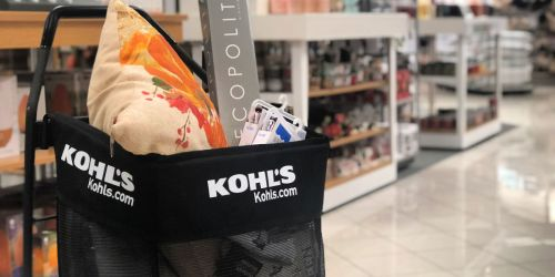 Up to 40% Off Entire Kohl's Purchase w/ New Mystery Code (Check Your Inbox)