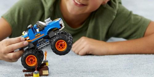 LEGO City Monster Truck Set Only $11.99 (Regularly $20)