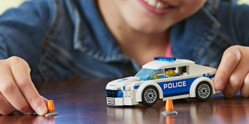 LEGO City Police Patrol Car Only $6.99 + More