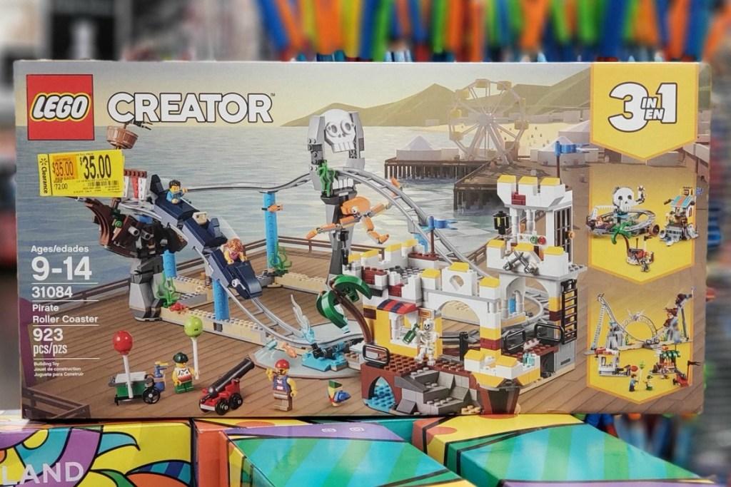 Lego 31084 Creator Pirate Roller Coaster 923pcs Building Kit for sale online