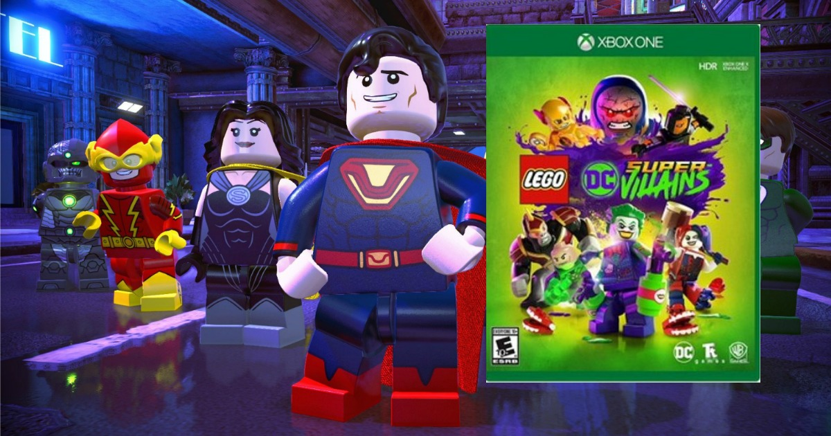 LEGO DC Super Villains for xbox