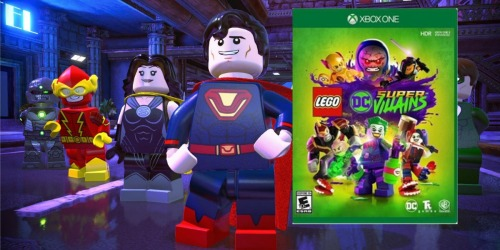 LEGO DC Super-Villains Nintendo Switch Game Only $19.99 (Regularly $60)