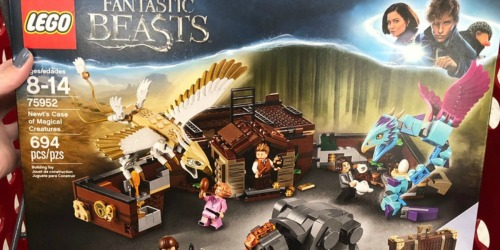 LEGO Fantastic Beasts Set Only $27.98 Shipped (Regularly $50)