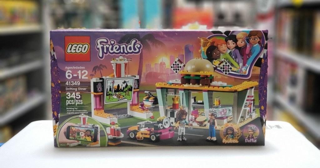 lego friends diner set at walmart