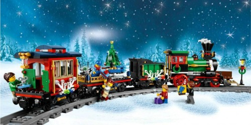 LEGO Creator Winter Holiday Train Only $64.99 Shipped at Walmart (Regularly $100)