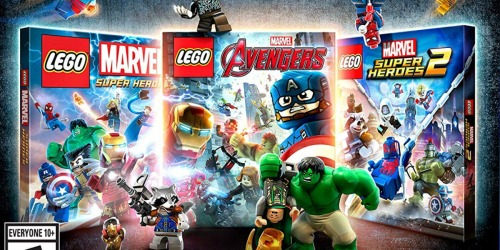 LEGO Marvel Collection PS4 Game Just $19.99 (Regularly $40) – Includes 3 Games